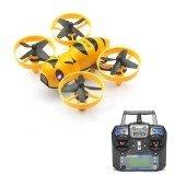 Eachine Fatbee FB90 90mm Micro FPV LED Racing Drone with Eachine i6 Transmitter RTF