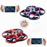 Cheerson CX-60 CX60 2.4G 4CH WiFi Infrared Fighting Drones 3D Flips RC Drone