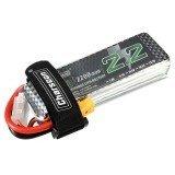 Charsoon 11.1V 2200mAh 3S 35C Lipo Battery XT60 Plug with Strap