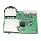 DIY Micro DVR VCR Module Mini Video Recorder Support Record Playback SD Card For FPV Camera Monitor