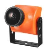Orange 1200TVL CMOS 2.5mm/2.8mm 130/120 Degree 16:9 Mini FPV Camera PAL/NTSC 5V-12V For Micro Racer Drone
