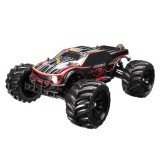 JLB Racing CHEETAH 120A Upgrade 1/10 Brushless Remote Control Car Monster Truck 11101 RTR With Battery