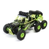 WLtoys ACross CrawlerKing 18628 1/18 6WD Rock Crawler Remote Control Car RTR
