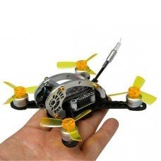 Kingkong FLY EGG 100 100mm Racing Drone w/ F3 10A 4in1 Blheli_S 25/100MW 16CH 800TVL PNP BNF