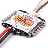 Racerstar Tattoo_S 35A 4 In 1 2-4S STM32F051/ARM Blheli_32 Dshot1200 Ready Dual BEC FPV Racing ESC