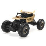 Flytec 9118 1/18 2.4G  4WD Alloy Off-road Remote Control Climbing Car