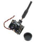 PandaRC CAM-A600 5.8G 48CH 25/100/200mW FPV Transmitter 600TVL 2.8mm FOV 120° 4:3 FPV Camera Combo