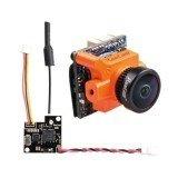 RunCam Micro Swift 2 600TVL CCD Camera & TX25 5.8G 48CH 25mw Video Transmitter FPV Combo