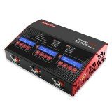 Ultra Power UP300AC Triple 3X100W 20A 3CH Battery Balance Charger