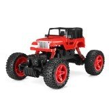 2.4Ghz 1/18  4WD 10 km/H Remote Control Rock Crawler Car Truck Off-Road Vehicle Buggy Remote Control Toy