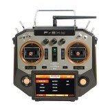 FrSky Horus X10 16 Channels Transmitter Mode 2 Left Hand Throttle Sliver & Amber Color