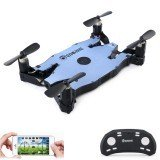 Eachine E57 WiFi FPV Selfie Drone With 720P HD Camera Auto Foldable Arm Altitude Hold RC Quacopter
