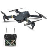 Eachine E58 WIFI FPV With 2MP Wide Angle Camera High Hold Mode Foldable RC Drone Drone RTF