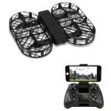 Dwi Dowellin D7 WIFI FPV With 2MP Camera High Hold Mode Foldable Arm RC Drone Drone