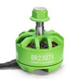 Racerstar 2307 BR2307S Green Edition 2200KV 2-5S Brushless Motor For X220 250 280 300 Racing Drone