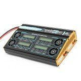 Charsoon Antimatter 4X300W 20A Synchronous Balance Charger Discharger For LiPo/LiFe/NiCd/PB Battery