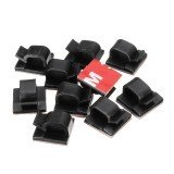 RJX HOBBY 10pcs Battery Servo Cable Wire Holders Buckles