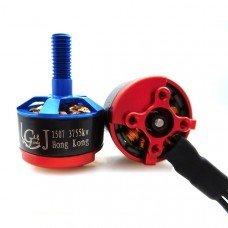 Garila J1507 3755KV 3-4S FPV Racing Brushless Motor for FPV Racer 5Pcs Combo