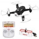 SYMA X22W WIFI FPV With 720P Camera APP Controller Altitude Hold Mode RC Droner RTF