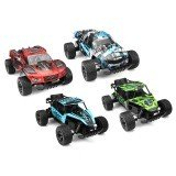 1:20 2.4Ghz 4WD Radio High Speed Remote Control Racing Car Rock Crawler Off-Road Truck Climbling Vehicle Toys
