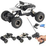 SHUANFENG 6288A 1:16 2.4G 4WD Radio Remote Control Racing Car Rock Crawler High Speed  Off-Road Trucks Toys Gift