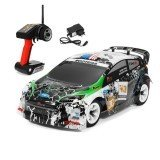 Wltoys K989 1/28 2.4G 4WD Brushed Remote Control Rally Car