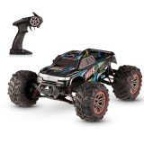 XinleHong 9125 1/10 2.4G 4WD 46km/h High Speed Remote Control Racing Car Short course Truck Waterproof Toys