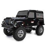 RGT 136100 1/10 2.4G 4WD Racing Remote Control Car Big Foot Off-Road Truck Waterproof Toy Random Color