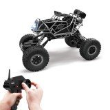 HB Toys PY4301 1/43 2.4G 4WD Racing Remote Control Car Climbing 4x4 Double Motors Off-Road Vehicle Bigfoot Toys
