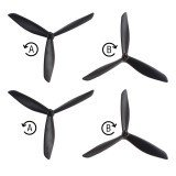4pcs Hubsan H109S X4 Spare Parts Upgraded Triangle Propellers Blade CW CCW