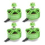 4X Racerstar 2507 BR2507S Green Edition 2700KV Brushless Motor For RC Drone FPV Racing Frame