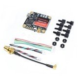 AuroraRC OMVT F4 Flight Controller Integrated 5.8G 48CH PIT/25/100/200/400/600mW VTX for RC Drone