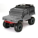 ZD 08422 1/8 2.4G 4CH 4WD Long Distance 200m Rc Car Crawler Truck Titanium Color