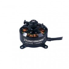 DXW 2206 D2206 1500KV Brushless Motor 2-3S For RC Drone FPV Racing Multi Rotor