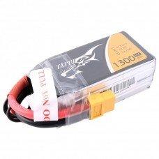 Gens Tattu 14.8V 1300mAh 45C 4S1P Lipo Battery With XT60 Plug For RC Models