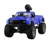 Fayee FY002A 1/16 2.4G 4WD Rc Car 720P HD WIFI FPV Off-road Military Truck W/LED Light RTR Toy