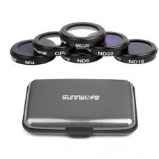6PCS Set MCUV+CPL+ND4+ND8+ND16+ND32 Camera Lens Filter for DJI MAVIC 2 ZOOM RC Drone
