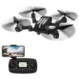 BAYANGTOYS X30 GPS 5G WiFi 1080P FPV with 8MP HD Camera Follow Me Foldable RC Drone Drone RTF