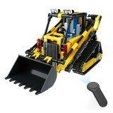 MoFun 13014 2.4G 4CH 512PCS DIY Assemble Brick Block Remote Control Car Toy