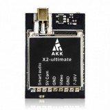 AKK X2-ultimate International 25mW/200mW/600mW/1200mW 5.8GHz 37CH FPV Transmitter with Smart Audio