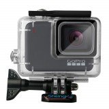 Protective Waterproof Case Diving Shell For Gopro Hero 7 White/Sliver Version FPV Camera