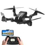 BAYANGTOYS X28 GPS 5G WiFi 1080P FPV Follow Me Foldable Brushless RC Drone Drone RTF