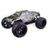 ZD Racing 9116 1/8 4WD Brushless Electric Truck Metal Frame Brushless 100km/h RTR Remote Control Car