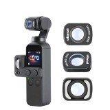Ulanzi Magnetic 10X OP-6 Macro Lens Camera Lens for DJI Osmo Pocket Camera Gimbal Professional Accessories