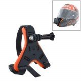 PULUZ PU351 Motorcycle Helmet Camera Bracket Fixing Belt for DJI Osmo Action FPV Camera