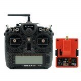 FrSky Taranis X9D Plus SE 2019 24CH ACCESS ACCST D16 Mode2 Transmitter with R9M 2019 900MHz Long Range Transmitter Module