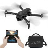 ZLRC SG906 Pro 5G WIFI FPV With 4K HD Camera 2-Axis Gimbal Optical Flow Positioning Brushless RC Drone Drone RTF