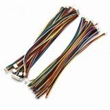 10CM ZH1.5MM 2P/3P/4P/5P/6P Terminal Cable Wire Single / Double Plug for RC Drone Battery