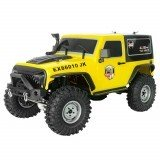 RGT EX86010-JK 1/10 4WD 2.4G 4x4 Off-road Remote Control Car Waterproof Truck RTR Vehicle Models