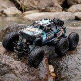 2.4G 6WD 60CM Big Foot Crawler Remote Control Car Toys Vehicle Models Alloy Body